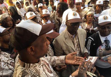 """VIDEO: Djibril  Ba: """"Macky  Sall  montre  du  concret, l'opposition est  en  opération  de  charme"""""""
