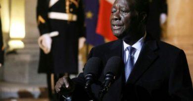 """Ouattara défend le franc CFA: """"Nous sommes très, très heureux d'avoir cette monnaie"""""""