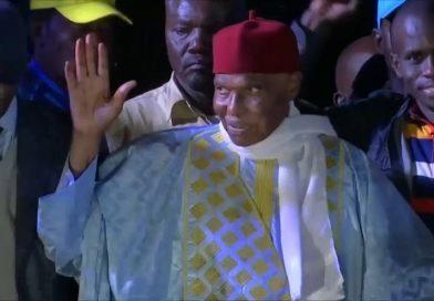 De retour de Conakry, Me Wade démarre sa campagne