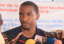 Vidéo-Ucad : Le président de l'amicale de la Flsh exhorte les autorités à renforcer la bibliothèque…