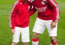 PHOTO : La belle image de Ligt et Suarez en 2009