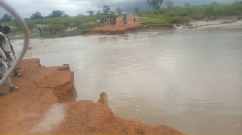 Fortes pluies dans le Rip: la route «Keur Ndongo Wack-Ngouna» coupée…