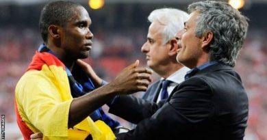 Mourinho: «Eto'o méritait de gagner un Ballon d'Or»